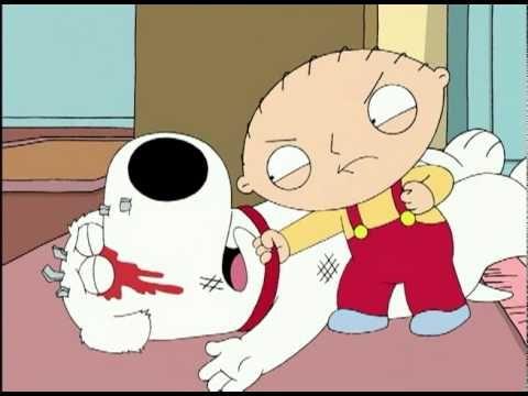 Stewie Griffin, o gênio