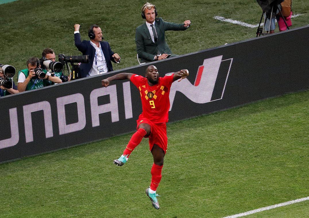 Próximo a brasileiros, belga Lukaku se inspira em Adriano Imperador