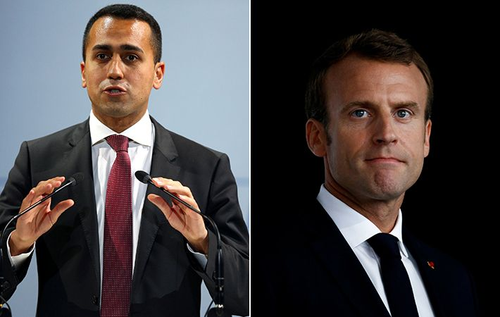 Itália diz que uma França arrogante pode ser inimiga nº 1 do país