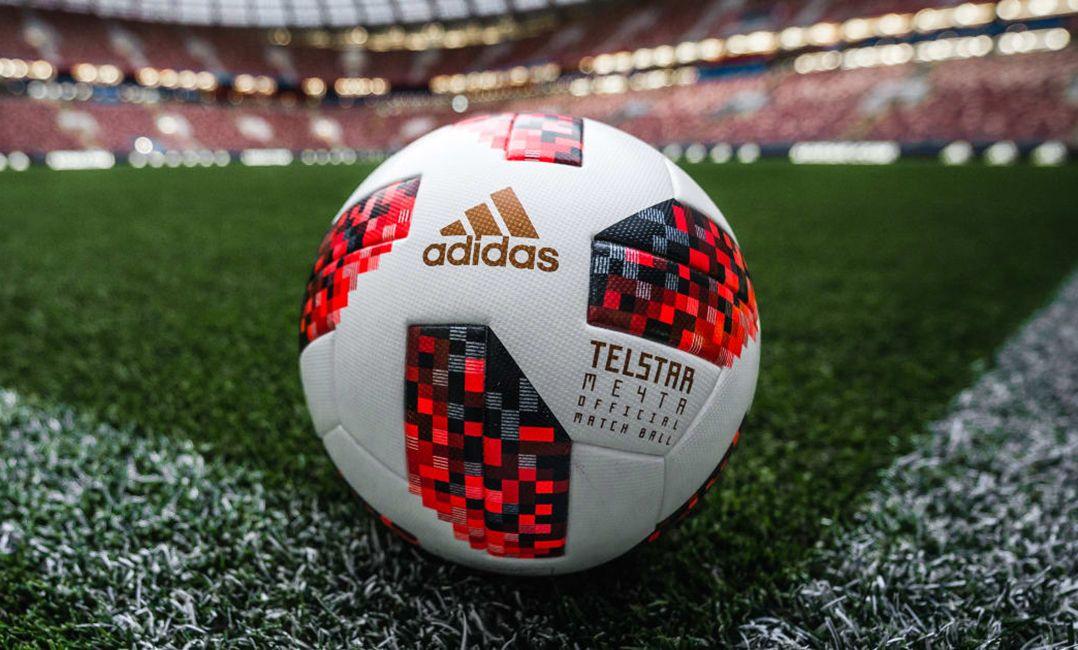 cc9ab5bc53 Fifa divulga bola com detalhes em vermelho que será utilizada nas ...
