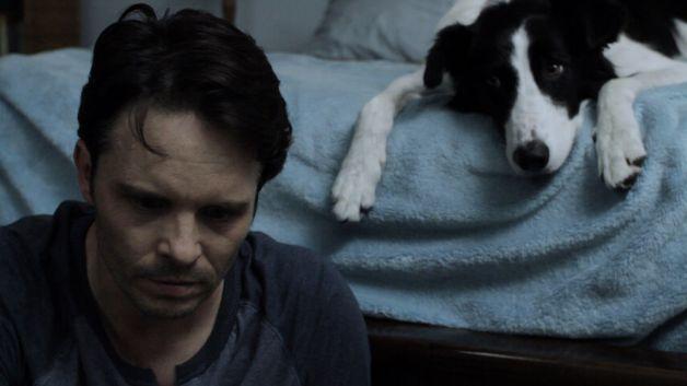 Cena do filme O Anjo Cachorro / Divulgação / Band