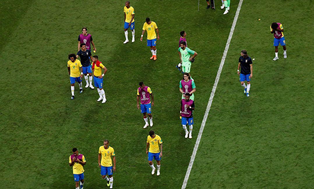 4587bf4025 Queda na Copa do Mundo agiliza negociações de jogadores da Seleção ...