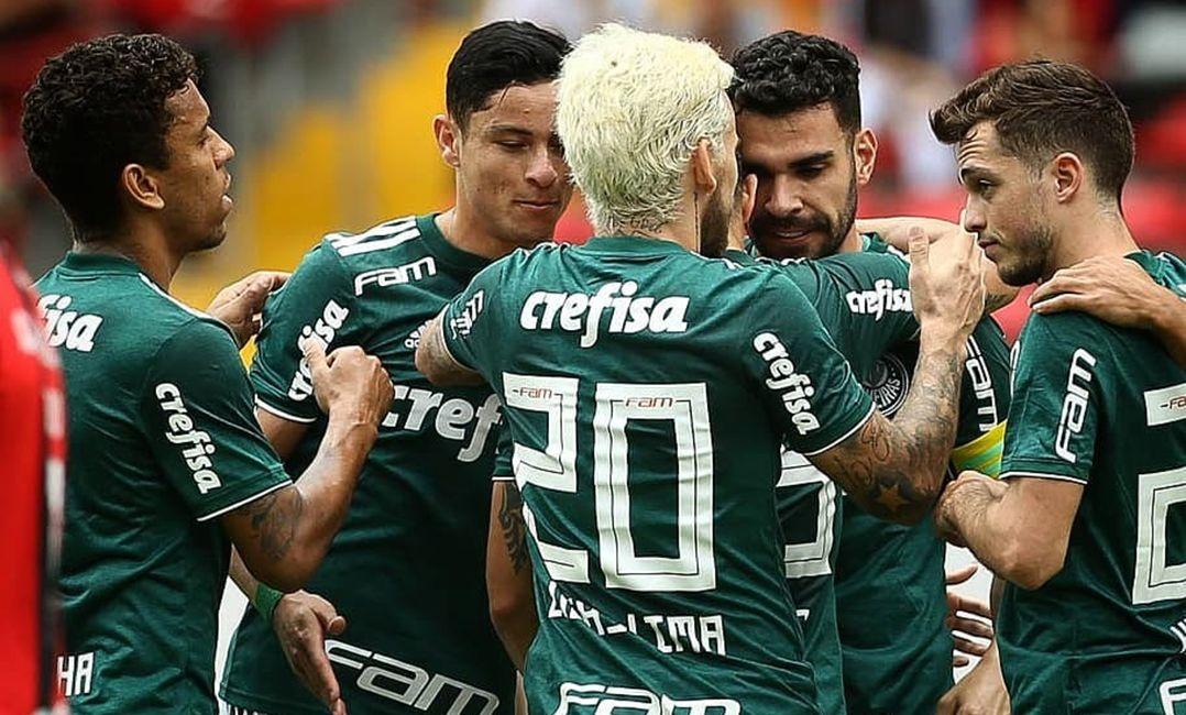 db8b5da499 Verdão se focará apenas no Brasileiro nos próximos 15 dias (Foto  Cesar  Greco Ag. Palmeiras Divulgação)