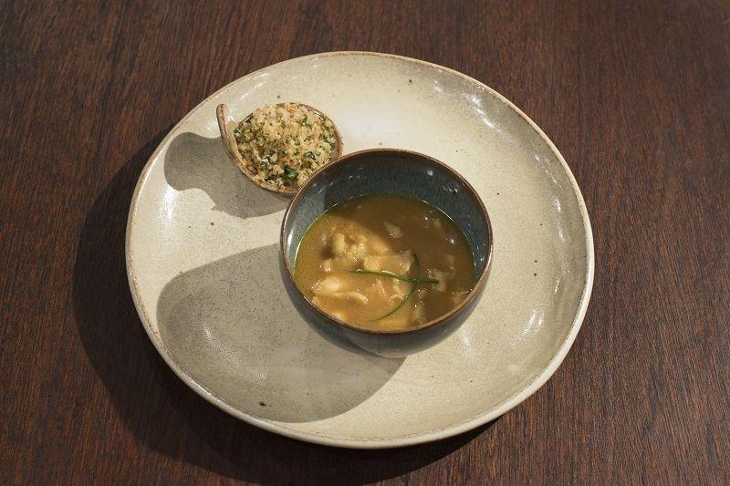 Sopa de jacaré