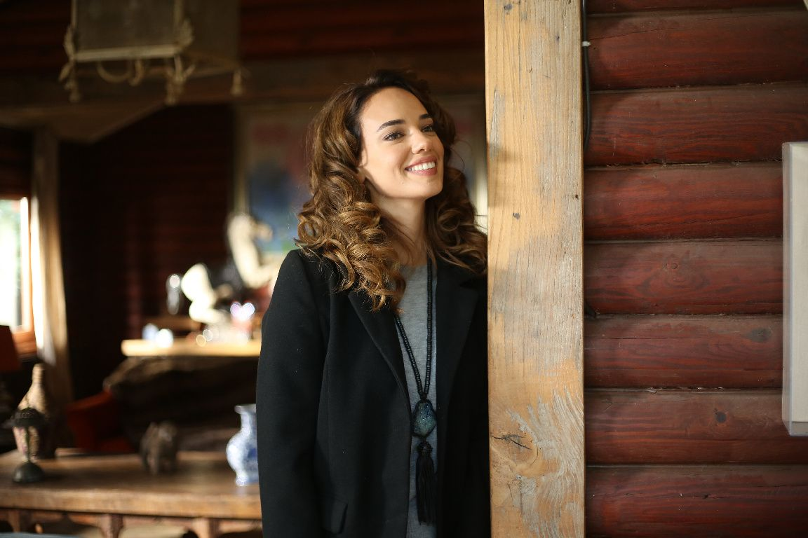 Seda Bakan interpreta Leyla / Divulgação
