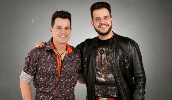 João Neto e Frederico dando um show