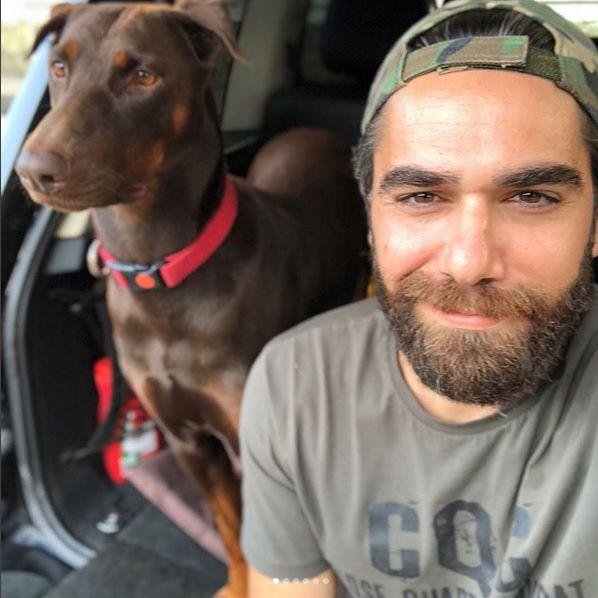 Um amor pelos cachorros
