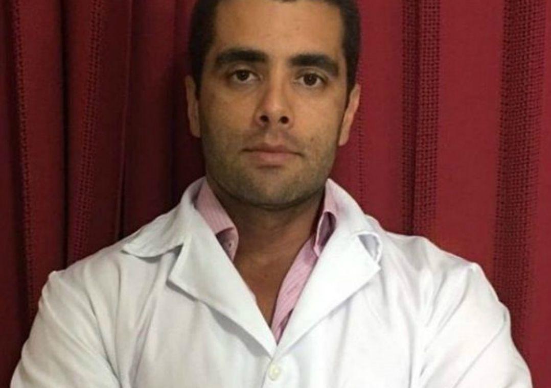 Após 4 dias foragido, 'Doutor Bumbum' é preso no Rio de Janeiro