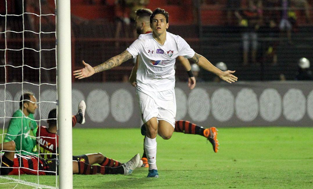 Pedro brilha, Fluminense bate o Sport e encerra jejum