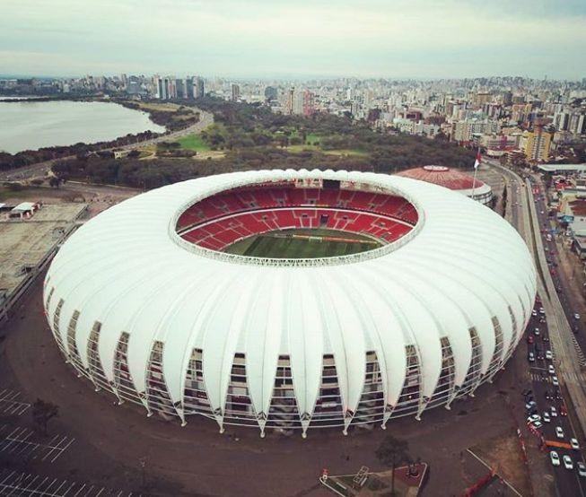 Estádio do Beira Rio / Divulgação