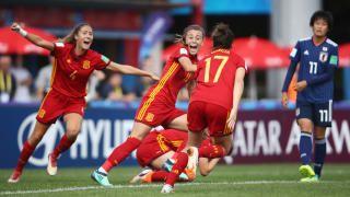 Time da Espanha no campeonato / Divulgação FIFA