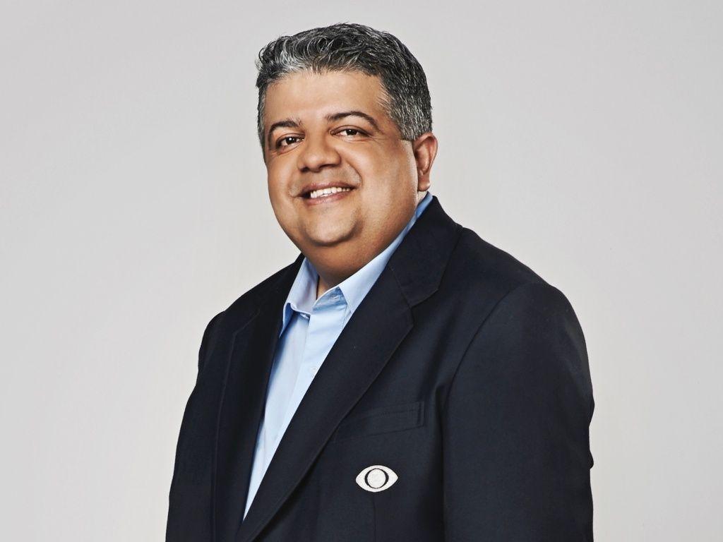 Héverton Guimarães é comentarista esportivo na Band / Divulgação