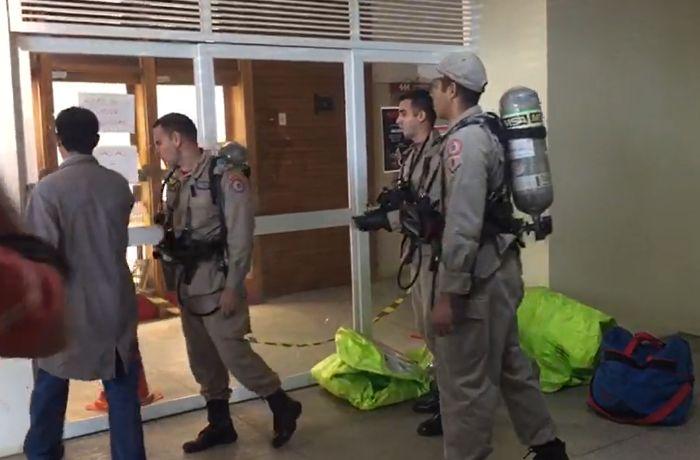 Explosão na UFRJ deixa ao menos três feridos