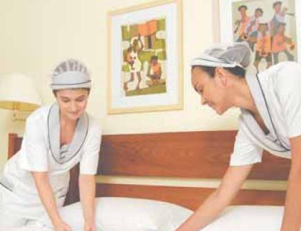 Hotelaria está entre os cursos oferecidos no programa