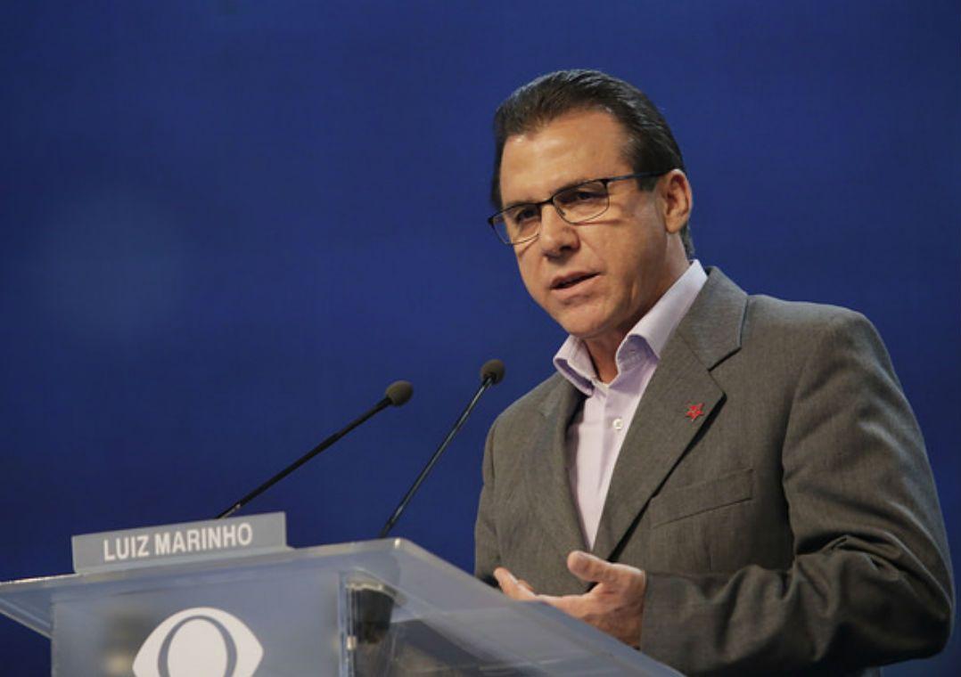 Marinho: 'São Paulo precisa sair da paralisia deixada pelo PSDB'