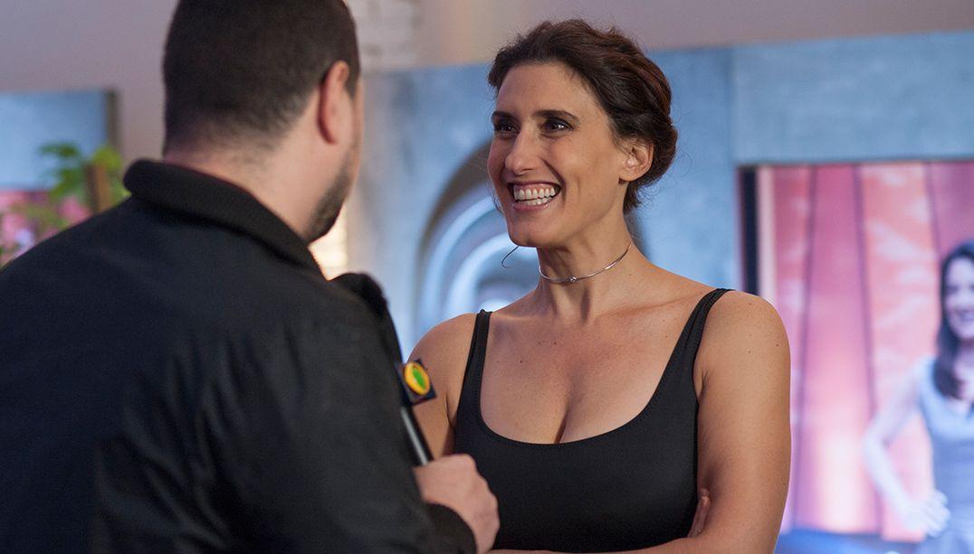 Nossa exigência é compatível com os cozinheiros, diz Paola Carosella