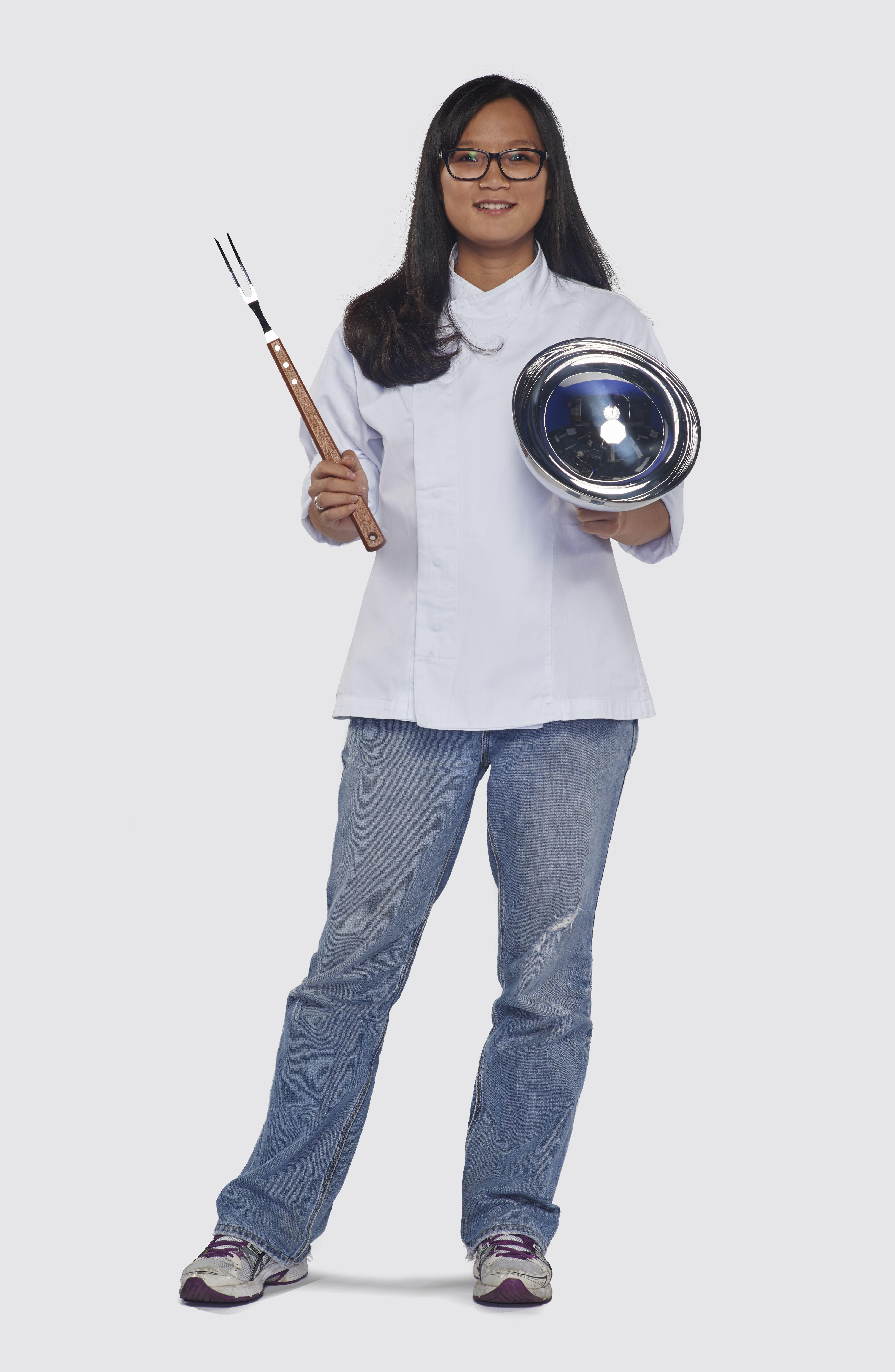 Jiang Pu participa do programa Cozinha do Bork / Divulgação