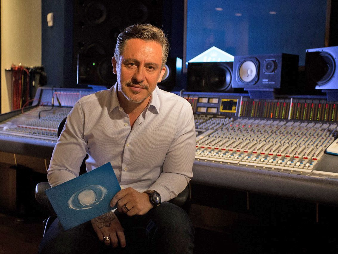 Rick Bonadio é o apresentador do Música na Band / Divulgação