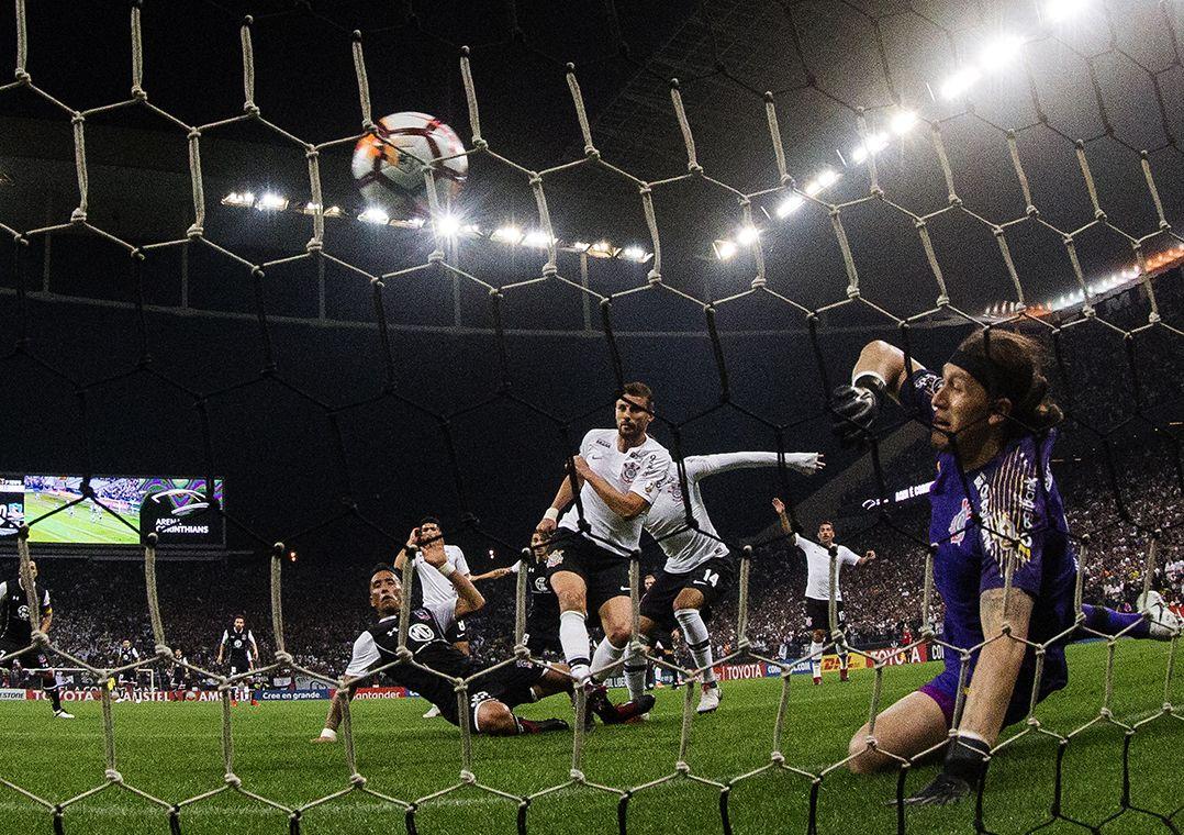 d72a5841cdd5f Corinthians caiu nas oitavas pela quarta vez seguida (Foto  Léo  Pinheiro Framephoto Estadão Conteúdo)