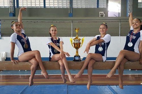 Atleta Cidadão terá seletiva para a ginástica artística em São José