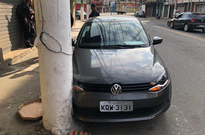 Dois bandidos são presos após tentativa de roubo em Niterói