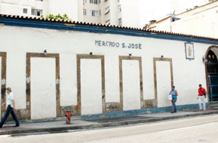 Reunião pode definir rumo do Mercado São José