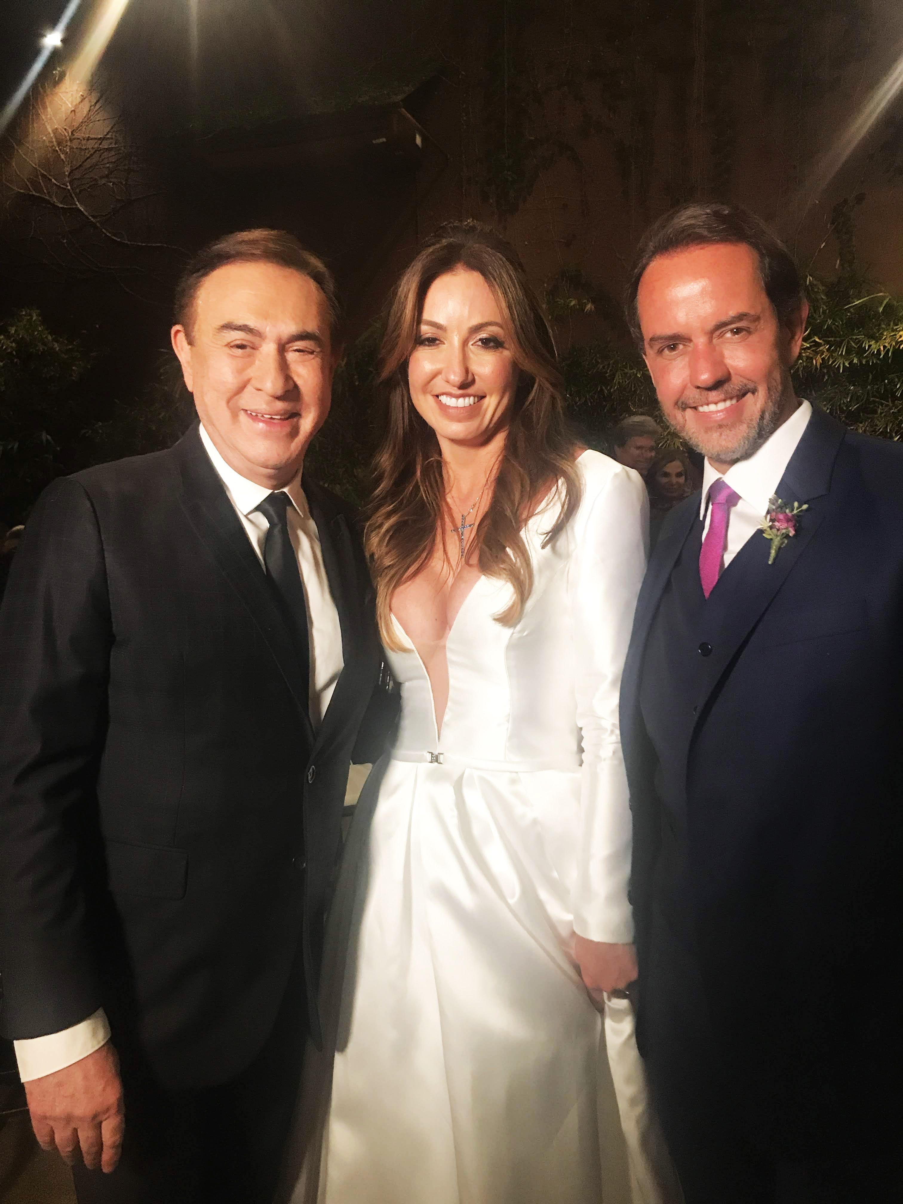 Casamento de Ronaldo Von / Divulgação