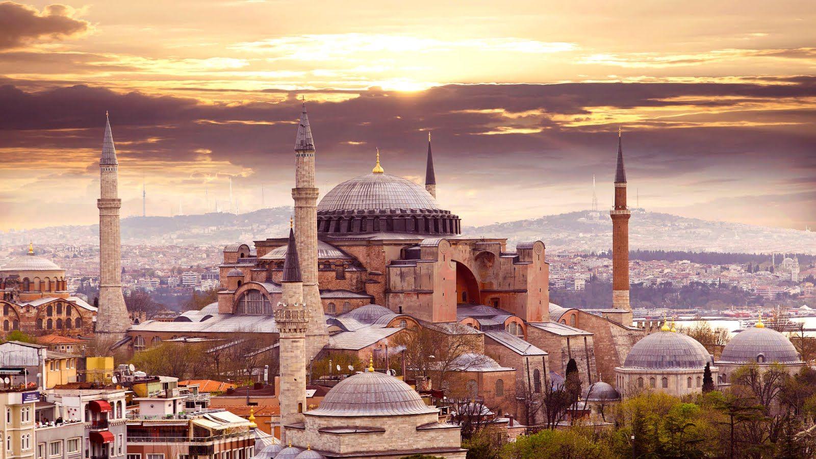 Istambul é o cenário principal