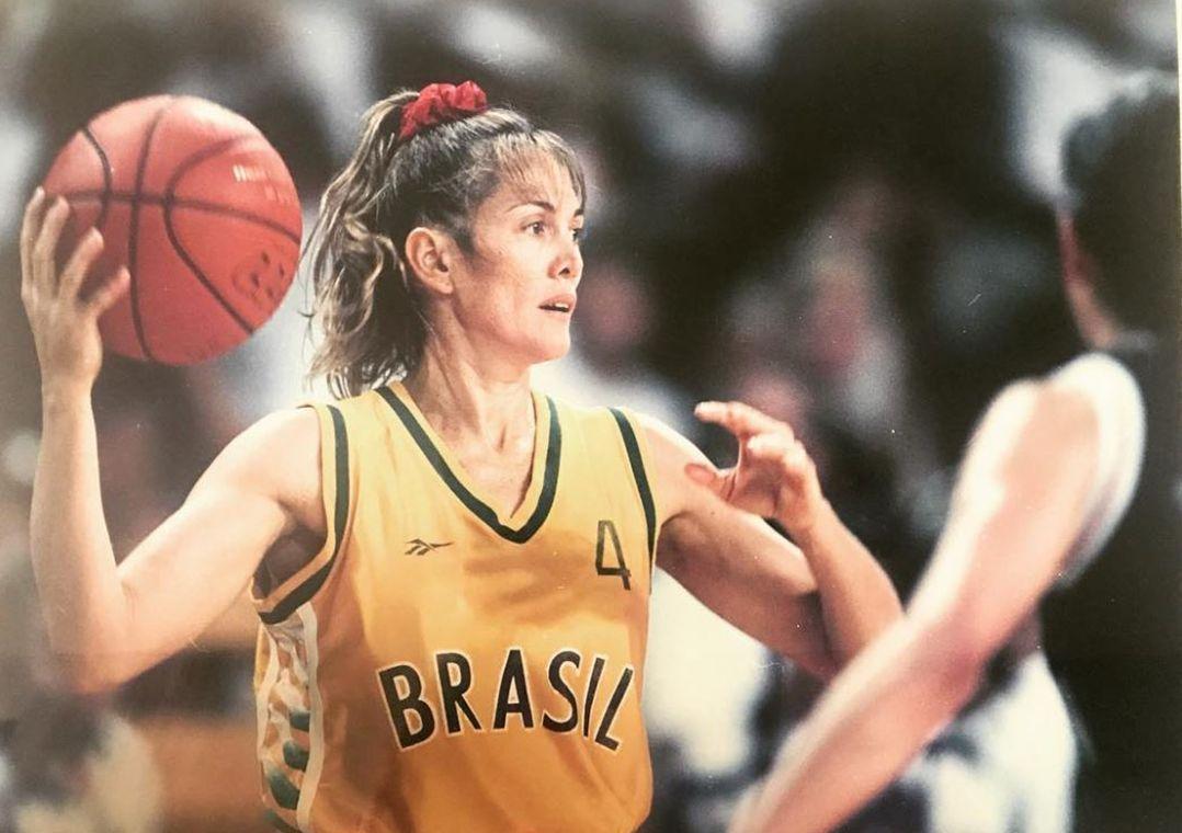 Hortência é eleita a melhor jogadora em Mundiais em votação da Fiba