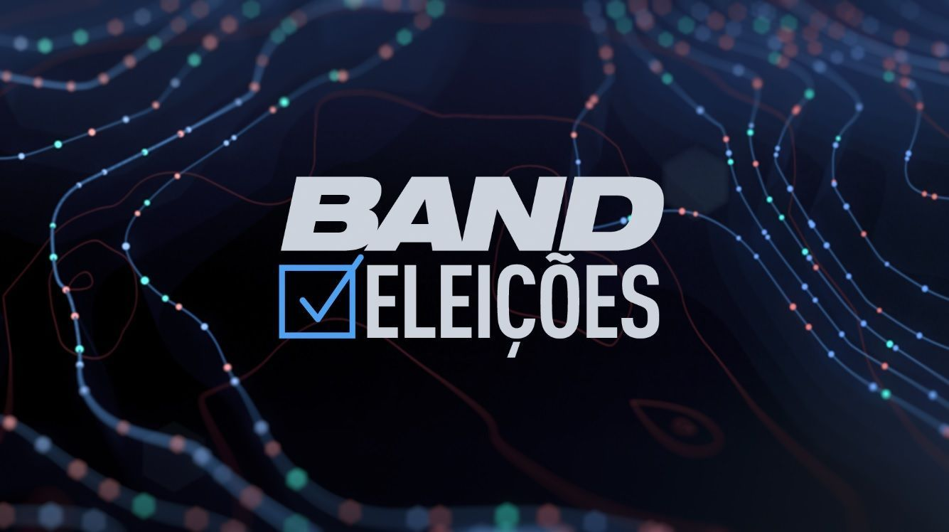 Veja como será a cobertura da Band no segundo turno das eleições