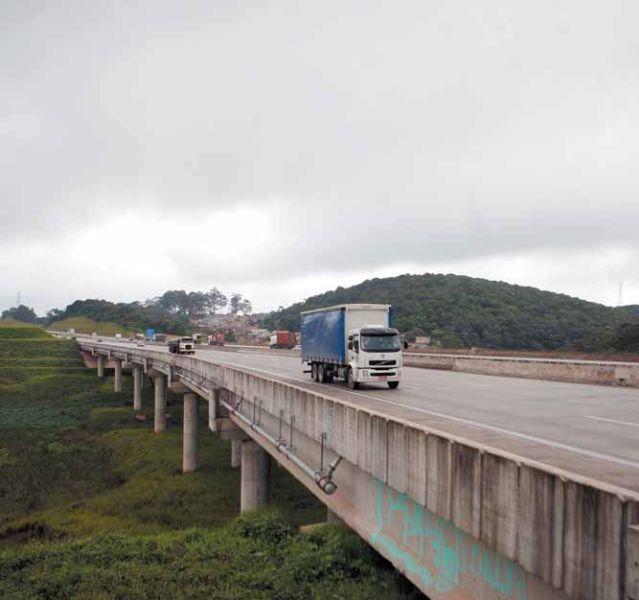 Trecho Sul do Rodoanel tem reflexos negativos no fluxo de veículos em pelo menos quatro das setes cidades da região do ABC / Foto: André Americo /Metro ABC