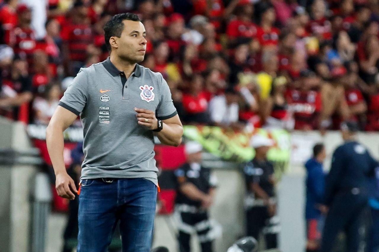 O trabalho de Jair Ventura no Corinthians