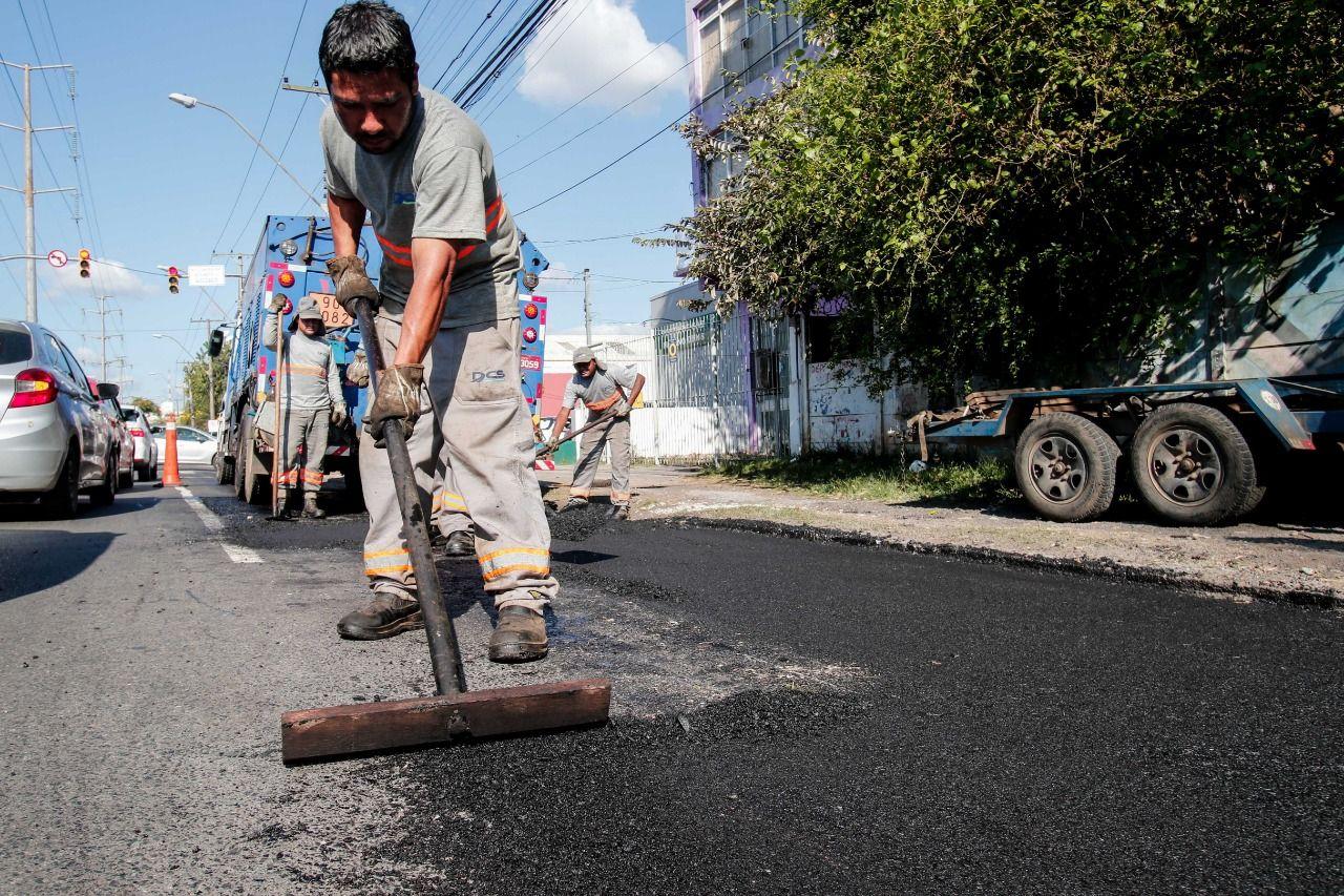 Prefeitura de Porto Alegre reforça Operação Tapa-Buracos