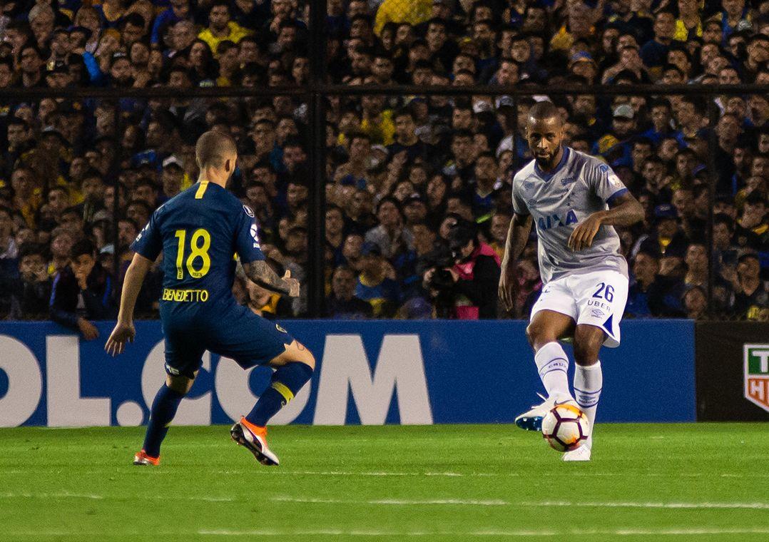 Cruzeiro protocola pedido de anulação da suspensão de Dedé