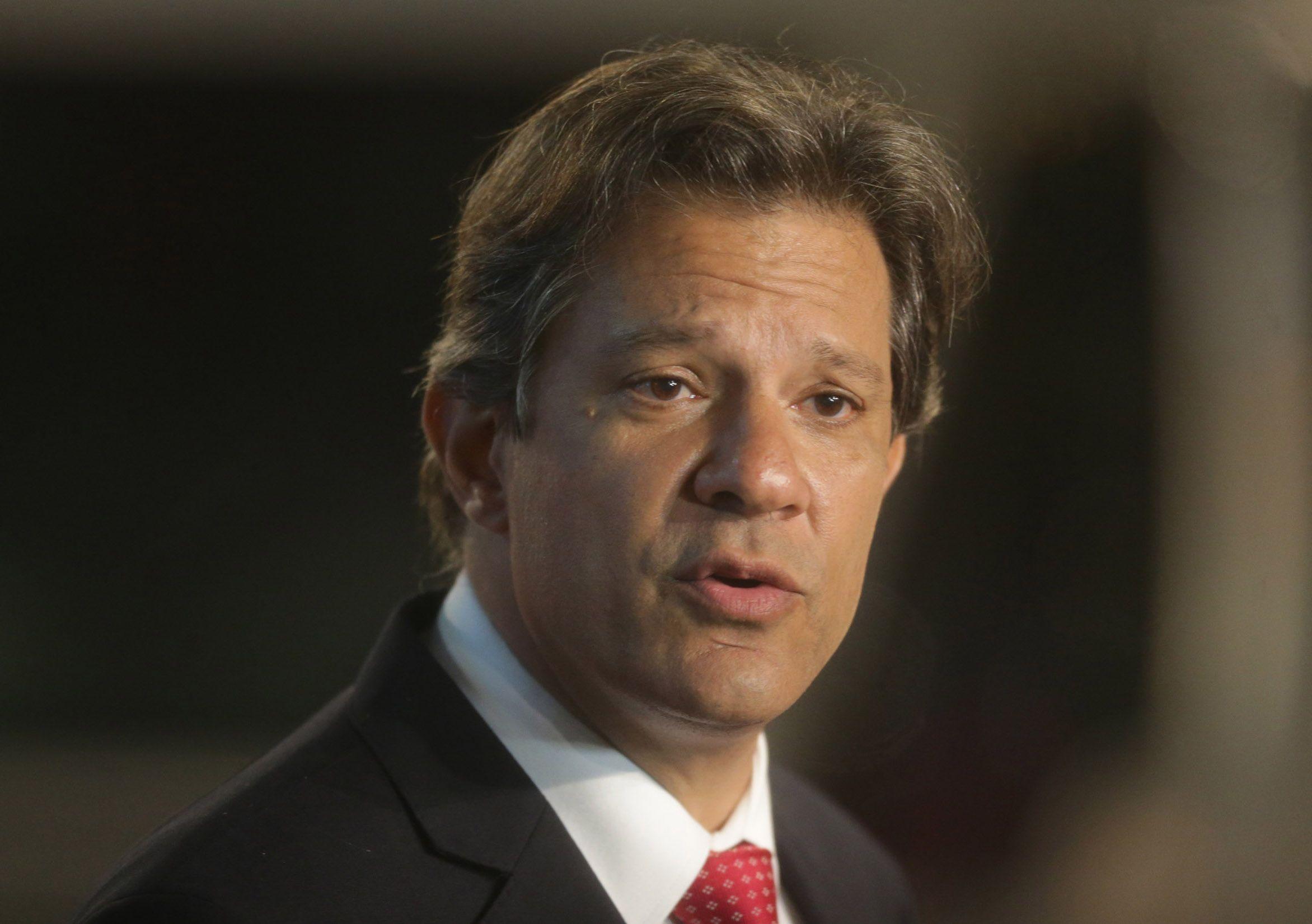 'Precisamos dialogar também com o eleitorado do Bolsonaro', diz Haddad