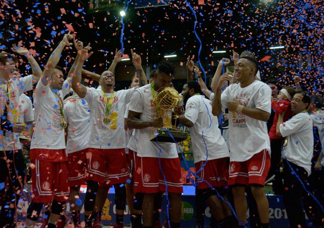 Paulistano foi o último campeão / Divulgação / Band