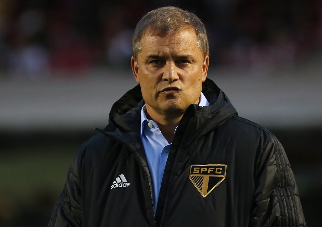 Aguirre admite disputa pelo título brasileiro mais distante