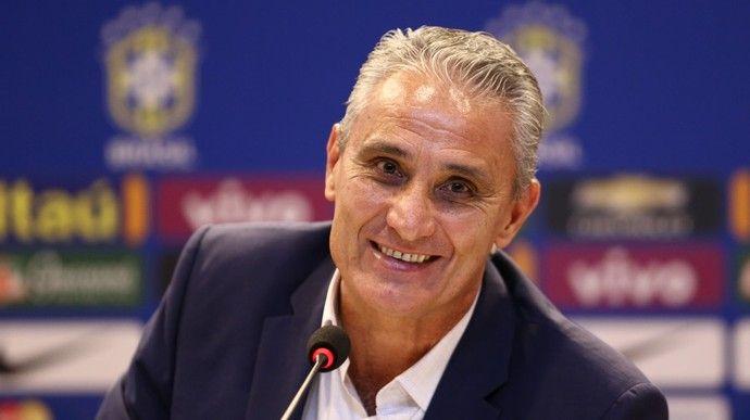 Tite é o técnico da seleção brasileira / Divulgação / CBF