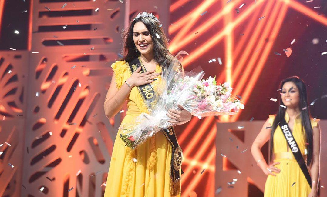 Bianca Lopes é a Miss São Paulo 2019