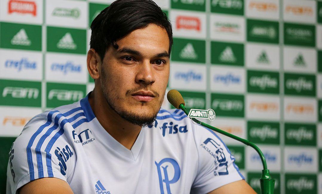 Em alta, Gómez já pensa em ser contratado em definitivo pelo Palmeiras
