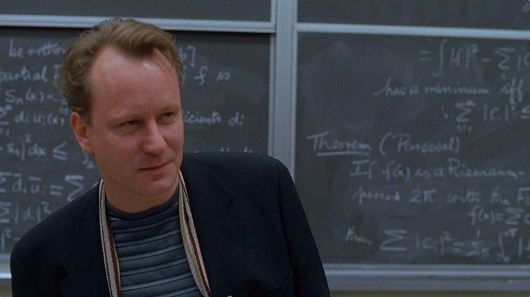 Ele é gênio da matemática