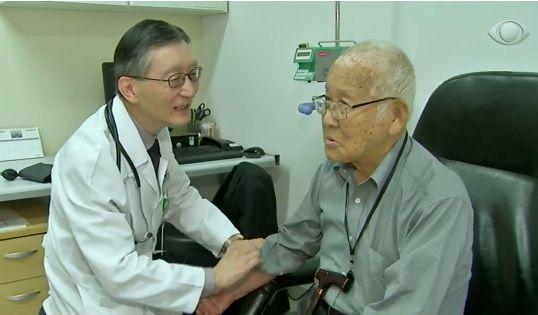 Hospital em São Paulo trata sobreviventes de bombas atômicas