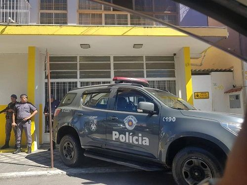 Operação conta com apoio da Polícia Militar e servidores do Tribunal de Contas / Divulgação