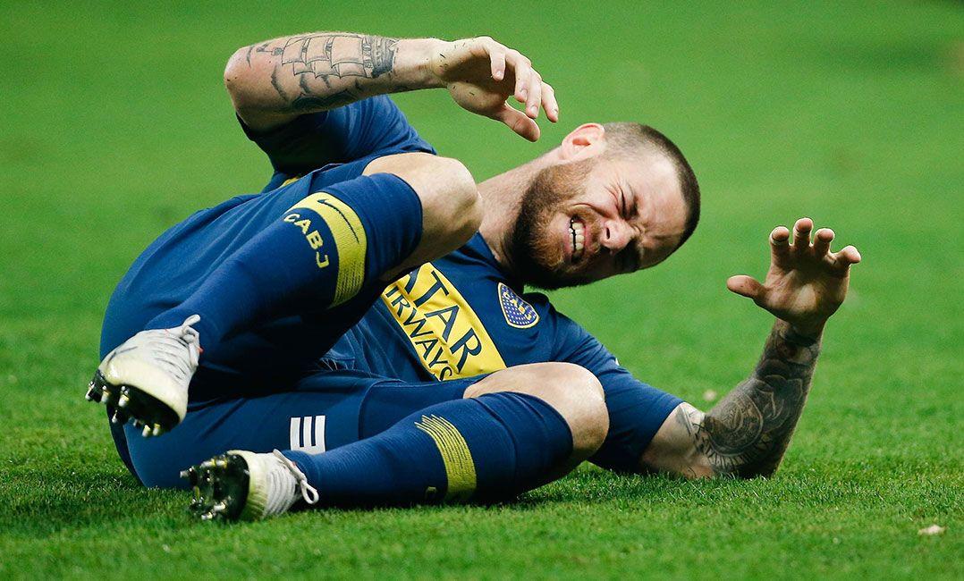 Nández confia na vitória do Boca na final e quer fazer história