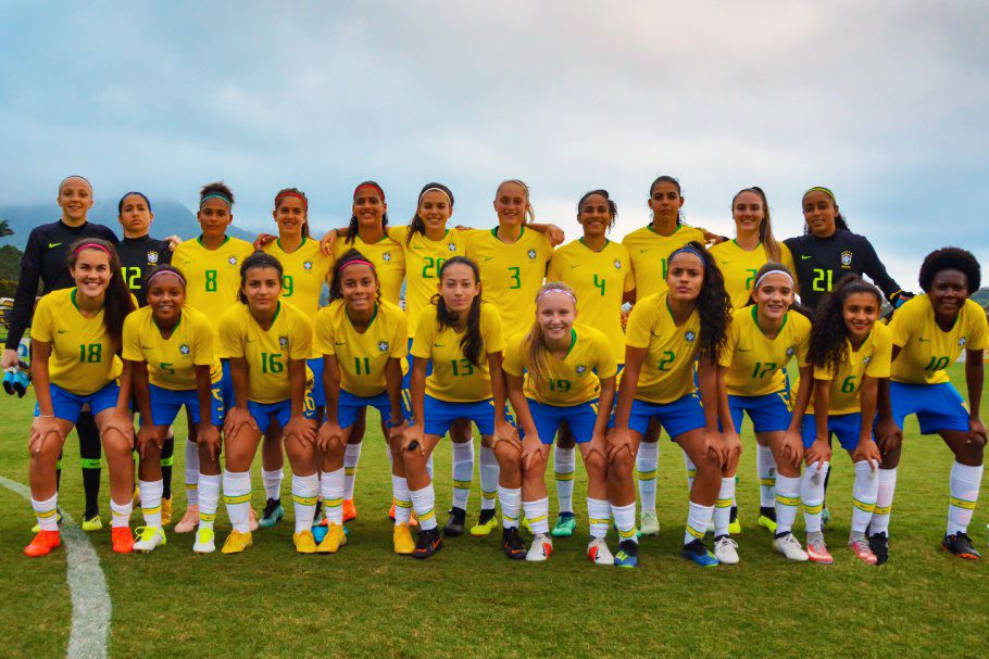 Seleção brasileira sub 17 / Divulgação