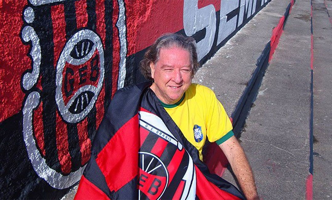 Morre criador da camisa da Seleção Brasileira