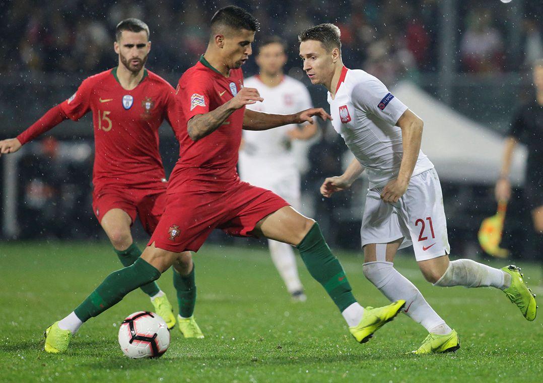 Sem CR7 e Lewandowski, Portugal e Polônia empatam na Liga das Nações