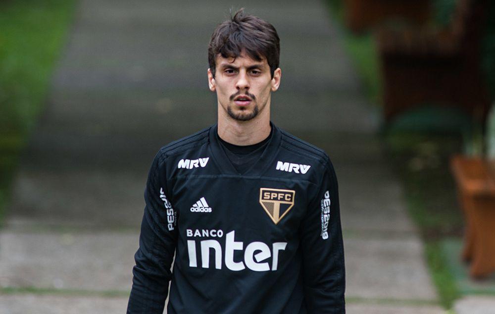 Rodrigo Caio não ficará no São Paulo em 2019