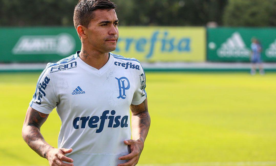 5e388ab5ec Dudu pede Palmeiras atento ao Vitória para evitar surpresa na festa do  título