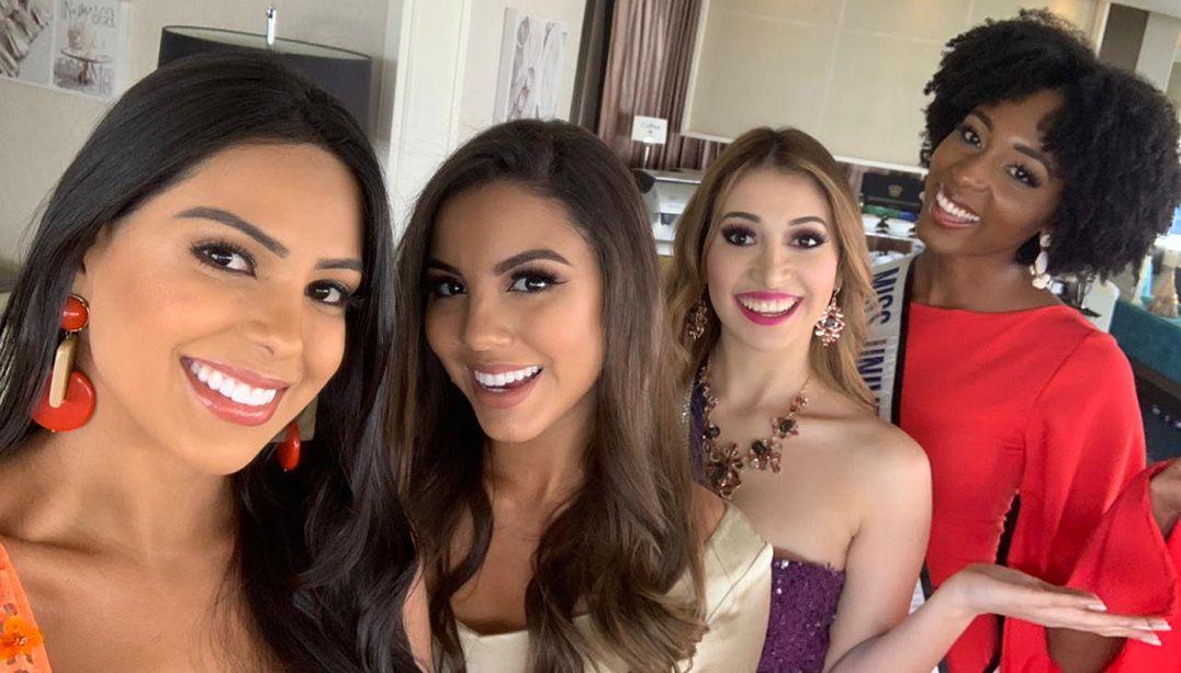 Conheça algumas concorrentes do Miss Universo